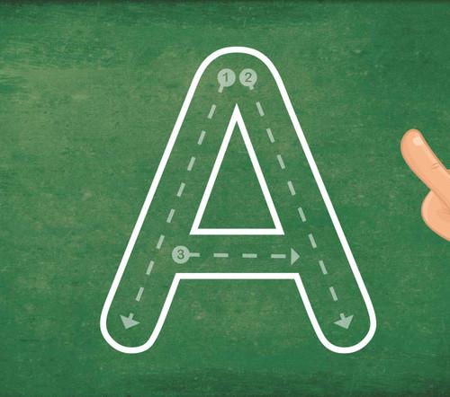 Alphabet Board (2)