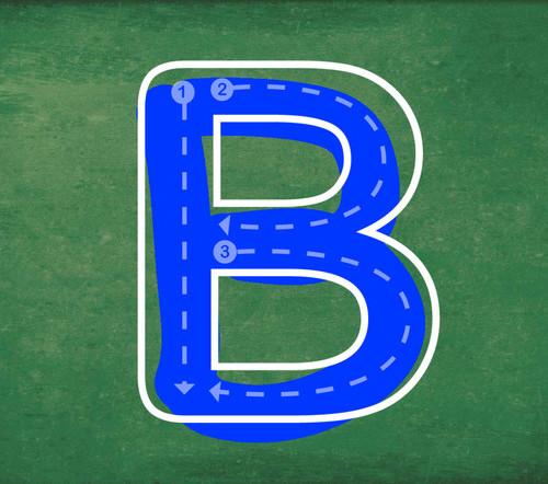Alphabet Board (6)
